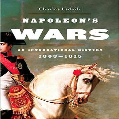 Napoleon's Wars audiobook cover art