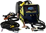 CANAWELD MIG TIG Stick Welder Multi Process Welder All in One Welding Machine Multiprocess 201 SLM. Selectable 110 V-220 V Portable Welder 3 Year Warranty (GOLD PACKAGE (INCLUDING MIG & TIG TORCH))