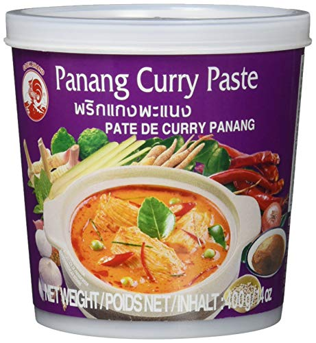 Cock Currypaste, Panang, 400 g