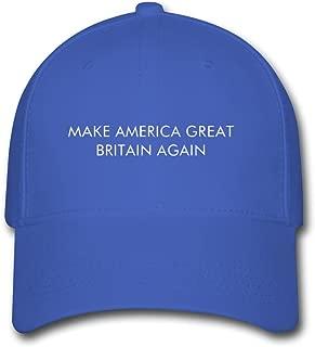 Custom Trucker Hat Make America Great Britain Again Adjustable Baseball Cap