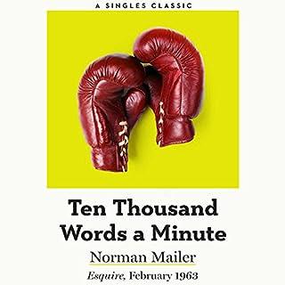 Ten Thousand Words a Minute cover art
