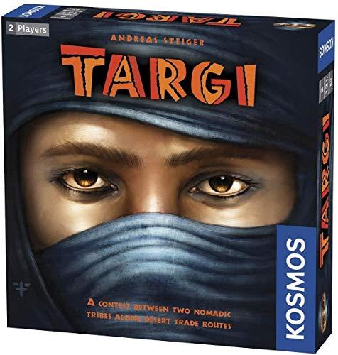 Thames & Kosmos 691479targi-two Player Game, multi
