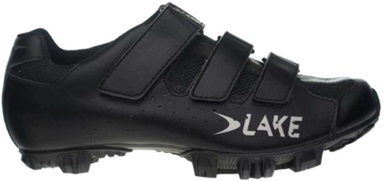 Lake CX161 Black Road shoes -50
