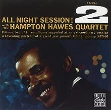 All Night Session, Vol. 2 by Hampton Hawes (1991-04-18?