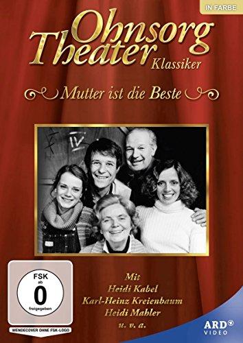 """Ohnsorg Theater - Klassiker: Mutter ist die Beste (ehemals """"Das Fenster zum Flur"""")"""