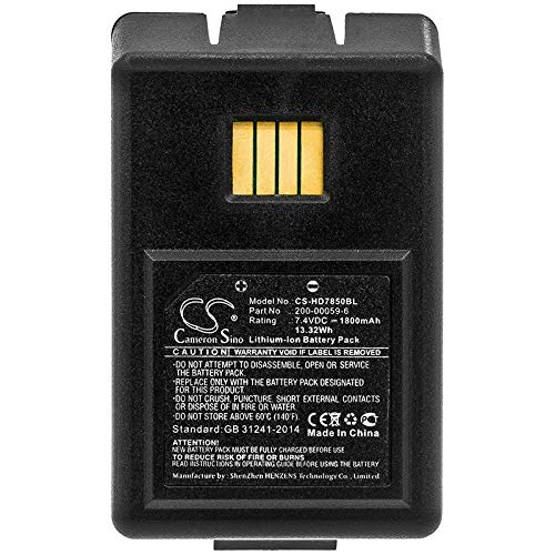 Cheap Replacement Battery for Dolphin 7850