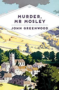 Murder, Mr Mosley 1509856226 Book Cover