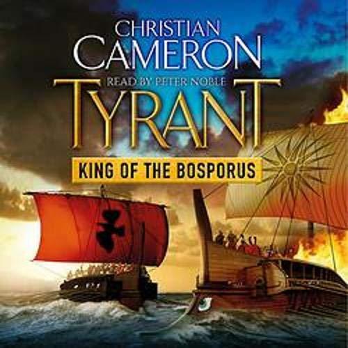 Tyrant: King of the Bosporus cover art