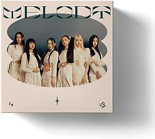 エバーグロー - LAST MELODY (3rd Single Album) [First Memoir ver.] CD+フォトブック+ポストカード+フォトカード [韓国盤]
