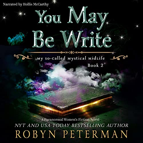 You May Be Write cover art