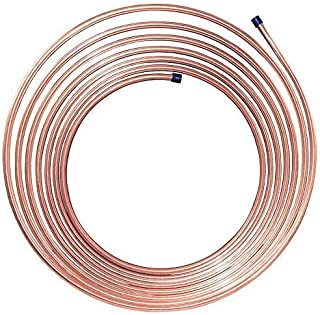 Wall Thickness - .028 7,146 PSI 25 ft 5//16 in Copper-Nickel Fuel or Transmission Tubing Coil BP
