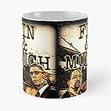 Sconosciuto Order Law Cops Munch NYPD Ice Fin Detective Best 11 Ounce Ceramic Coffee Mug Customize