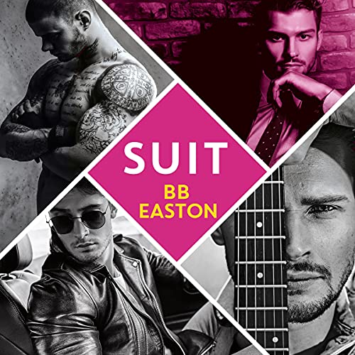 Suit cover art