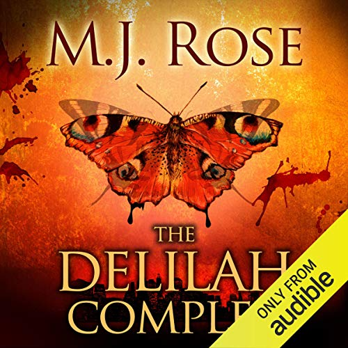 Page de couverture de The Delilah Complex