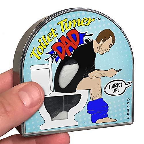 Dad Toilet Timer