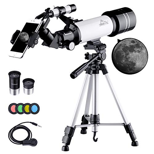 Telescopio 90mm  marca MAXLAPTER