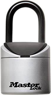 Master Lock Wall Portable Compact Key Safe, Silver