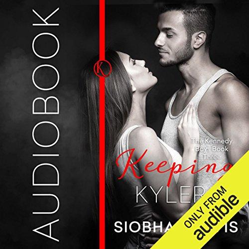 Keeping Kyler audiobook cover art