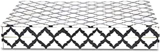 Handicrafts Home Black and White Keepsake, Jewelry Boxes - Moorish Damask Moroccan Patterns Inspired Decorative Organizer ...