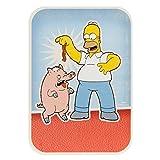 Hallmark Geburtstagskarte mit Sweet Lovely Bacon