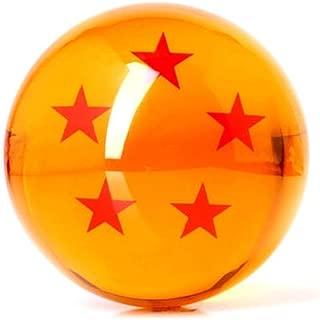 Qiyun Acrylic Dragonball Replica Ball (Large/5 Stars)