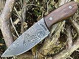 Perkin Knives Custom Handmade Damascus...