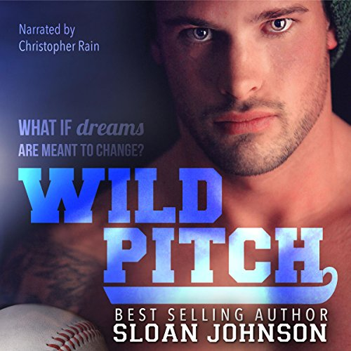 Wild Pitch audiobook cover art