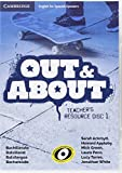 Out and About Level 1 Teacher's Resource Disc - 9788490368053