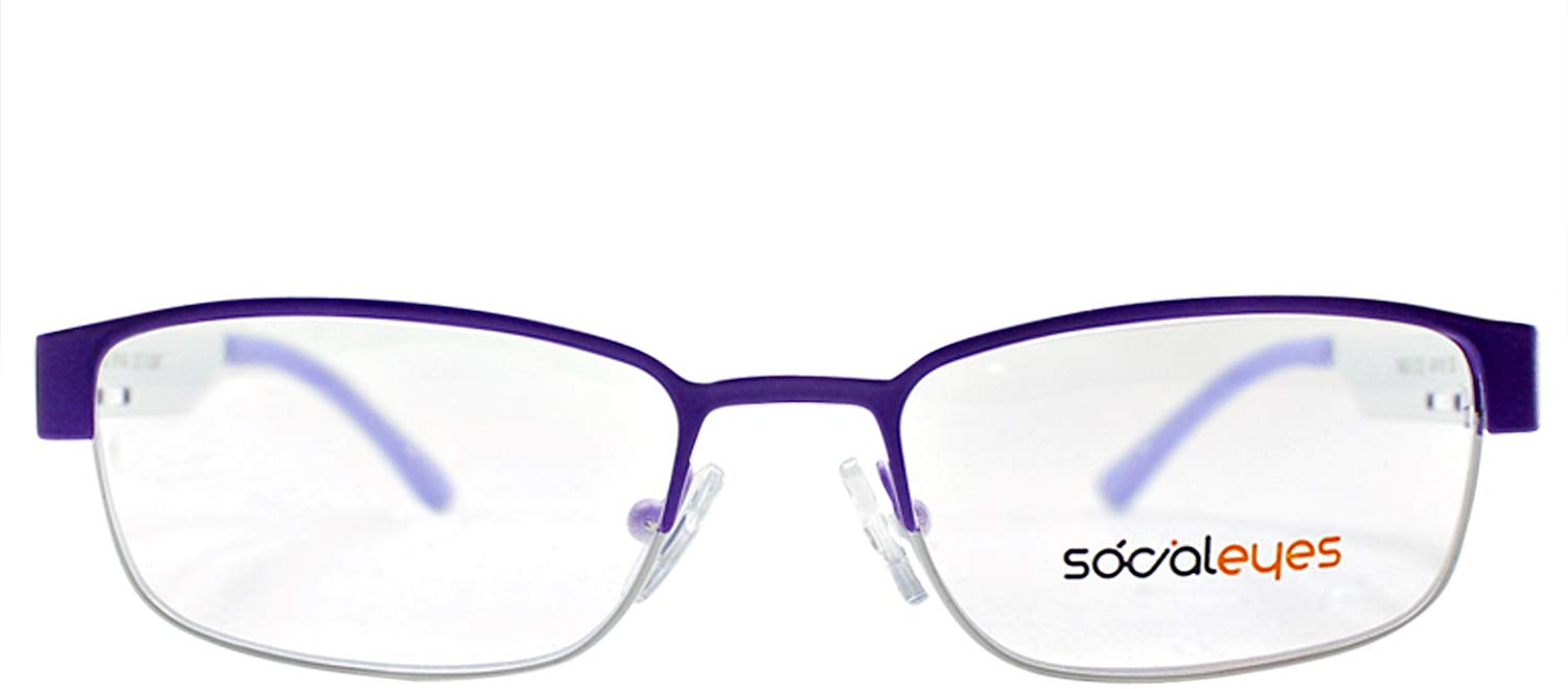 SocialEyes Italian Design Fashion Eyeglasses Frames