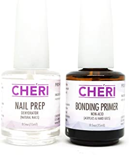 CHERI - Natural Nail Prep Dehydrator & Bonding Primer 0.5 oz