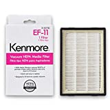 Kenmore 52730 HEPA Media Vacuum Cleaner Exhaust Air Filter for Canister Vacuum 81614