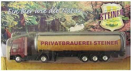 Steiner Privatbrauerei Nr.01 - EIN Bier wie die Natur - MB Actros - Sattelzug mit Tankauflieger