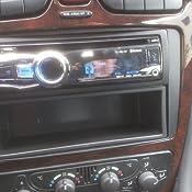 Acv 281190 02 Radioblende 2 Din Mit Fach Mercedes Elektronik