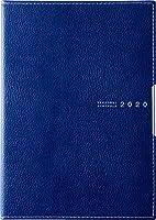 高橋 手帳 2020年 4月始まり B6 マンスリー ディアクレール 2 紺 No.622