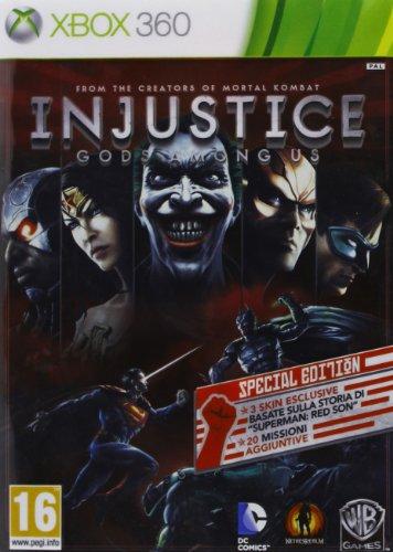 Injustice: Gods Among Us - Special Edition - Esclusiva Amazon.it