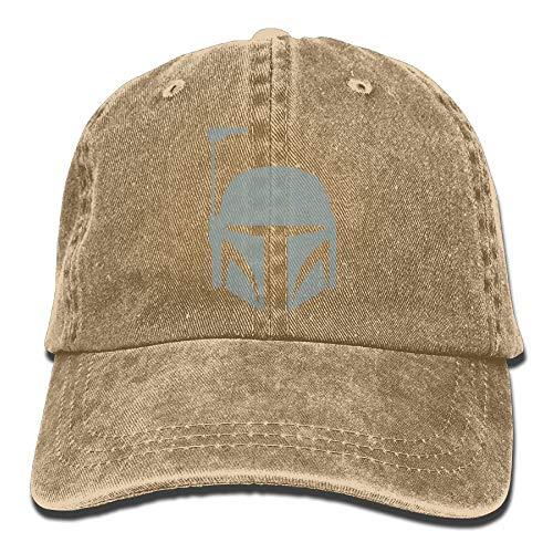 Boba Fett 2 Cowboy Sports Hat Hintere Kappe Einstellbare Kappe