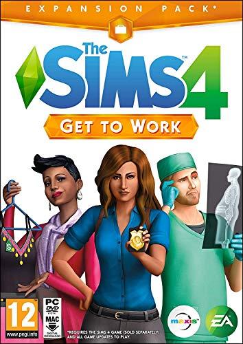 Los Sims 4 - A Trabajar DLC | Código Origin para PC