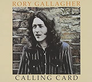 Calling Card by Rory Gallagher (2012-10-09)