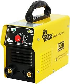 WELDING inverter MACHINE 250A in plastic case 220V welder IGBT ARC DC 50Hz