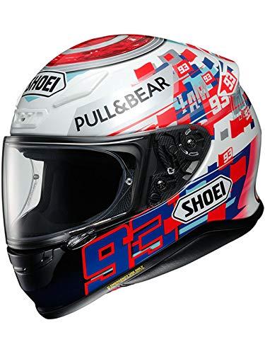 Shoei Helm NXR Marquez PowerUp , XS