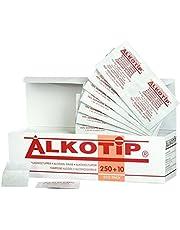 Alko Tip 01275851Eco estándar de algodón con alcohol (260unidades)