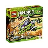 LEGO Ninjago Rattlecopter 327pieza(s) Juego de construcción - Juegos de construcción (Multicolor, 8 año(s), 327 Pieza(s), 14 año(s))