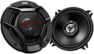 JVC CS-J 620x-car fit 16cm coaxial altavoces par para VW Lupo puerta V