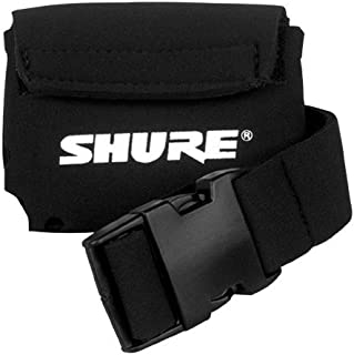 Shure WA570A Neopren Bodypack Bältespåse för Trådlösa Bodypack-sändare - perfekt för fitnessinstruktörer