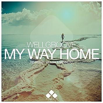 My Way Home (Remixes)