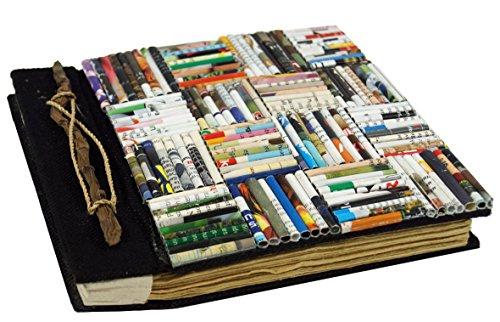 Guru-Shop Fotoalbum Krant 18x18 cm, Fotoalbums