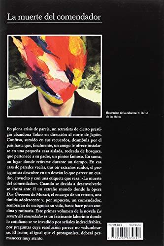 Opiniones del libro LA MUERTE DEL COMENDADOR (Libro 1) de Haruki Murakami