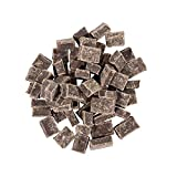 Barry Callebaut 70102 Semi Sweet Dark Chocolate Chunks from OliveNation - 5 pounds