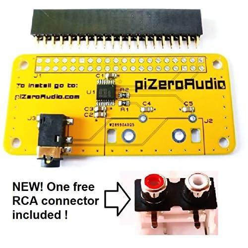 Raspberry Pi Sound Amplifier: Amazon com