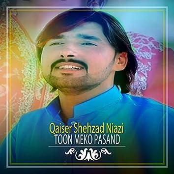 Toon Meko Pasand - Single